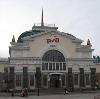 Железнодорожные вокзалы в Кяхте