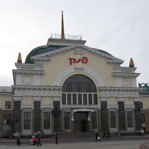 Железнодорожные вокзалы Кяхты
